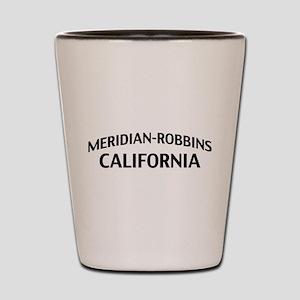 Meridian-Robbins California Shot Glass