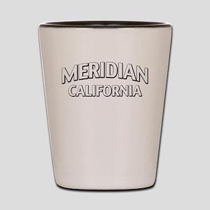 Meridian California Shot Glass
