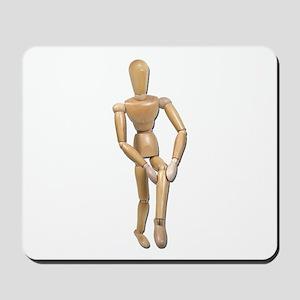 Knee Pain Mousepad