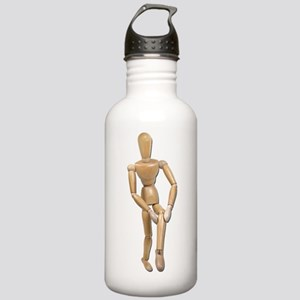 Knee Pain Stainless Water Bottle 1.0L