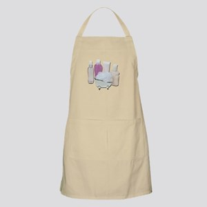 Lotion Cream Scrubber Tub Apron