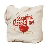 Josephine Lassoed My Heart Tote Bag