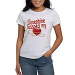 Josephine Lassoed My Heart Women's T-Shirt