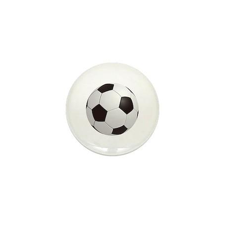 Soccer Mini Button