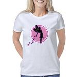 fairyonpinkcircle Women's Classic T-Shirt