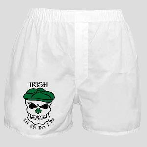 IRISH Till The Day I Die Boxer Shorts