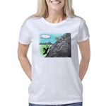 Pi_71 Summit (10x10 Color) Women's Classic T-Shirt