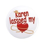 Karen Lassoed My Heart 3.5