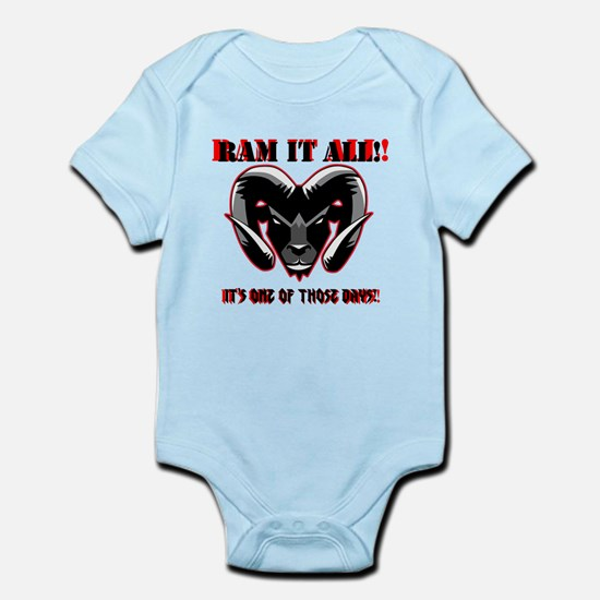Ram it Infant Bodysuit