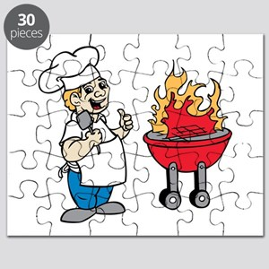 Memorial Day Barbecue Puzzle