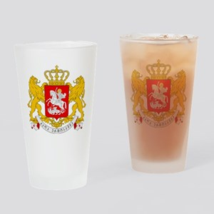 Georgia Greater Coat of Arms Drinking Glass