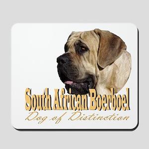 Boerboel Dog of Distinction Mousepad