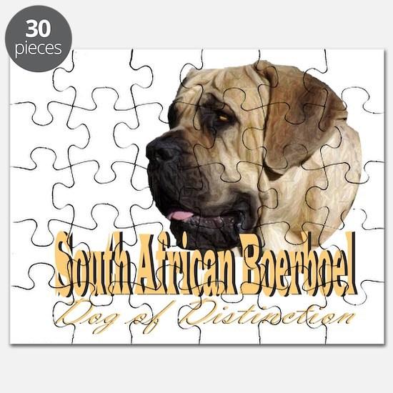 Boerboel Dog of Distinction Puzzle