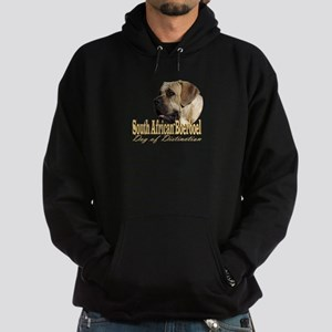Boerboel Dog of Distinction Hoodie (dark)