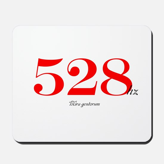 528 Miracle Frequency Mousepad