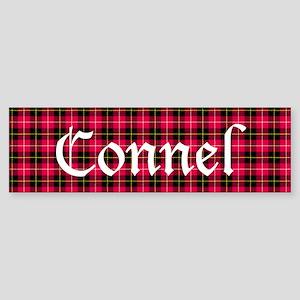 Tartan - Connel Sticker (Bumper)