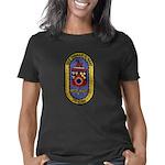 uss thomas c. hart ff patc Women's Classic T-Shirt