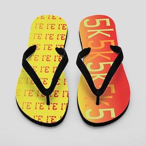 5k 3.1 SUNRISE Flip Flops