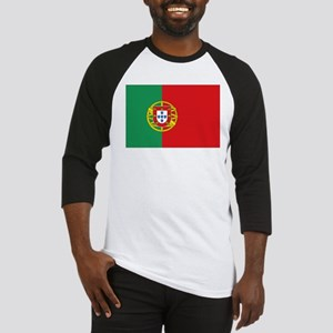 Portuguese flag Baseball Jersey