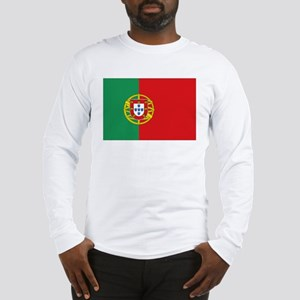Portuguese flag Long Sleeve T-Shirt
