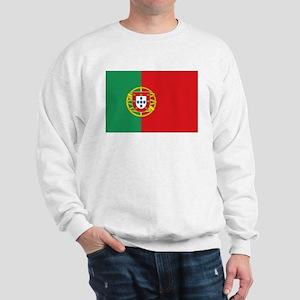 Portuguese flag Sweatshirt