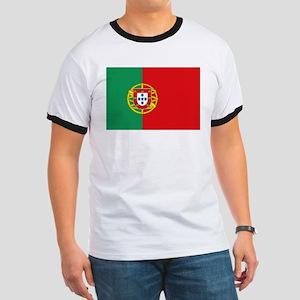 Portuguese flag Ringer T