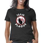 Team Plague Black Women's Classic T-Shirt