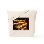 Velas/candles Tote Bag