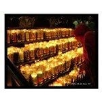 Velas/candles Small Poster