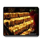 Velas/candles Mousepad