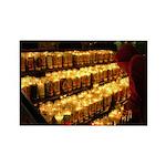 Velas/candles Rectangle Magnet