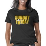 Sunday Funday Women's Classic T-Shirt