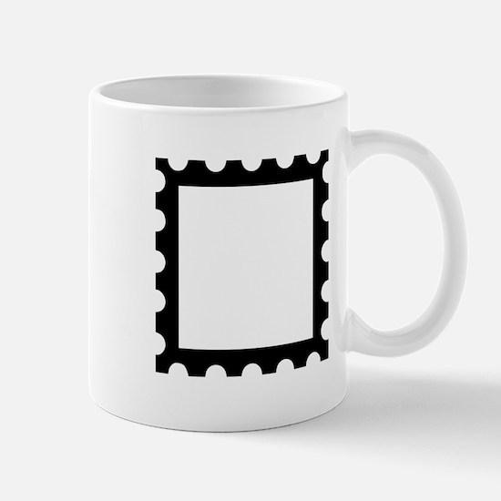 Postage stamp icon Mug