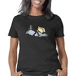 Bigfoot Hide & Seek World  Women's Classic T-Shirt