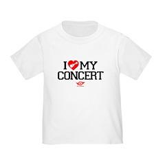 I Love My Concert Ukulele T