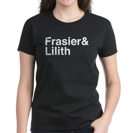 Frasier & Lilith Women's Dark T-Shirt