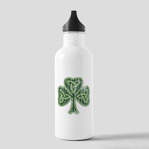 Vintage Trinity Shamrock Stainless Water Bottle 1.