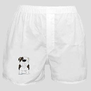 Big Nose Bulldog Boxer Shorts