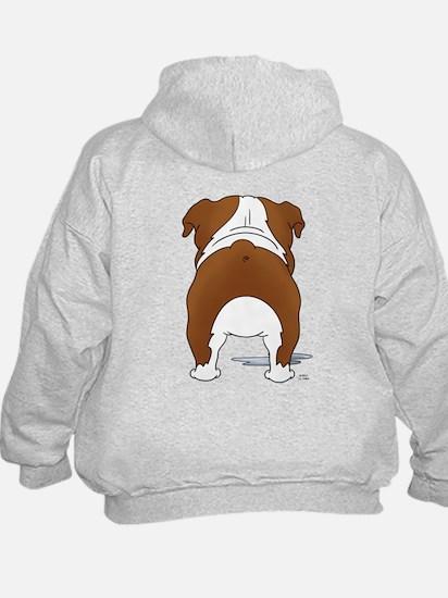 Big Nose Bulldog Hoodie