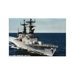 USS JOHN RODGERS Rectangle Magnet