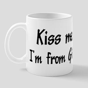 Kiss Me: Gilbert Mug