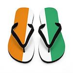 Irish Chicago Flip Flops