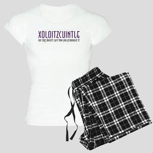 Xoloitzcuintle Women's Light Pajamas