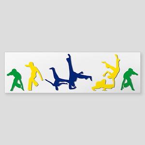 Capoeira Sticker (Bumper)
