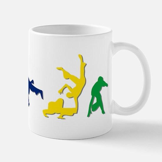 Capoeira Mug
