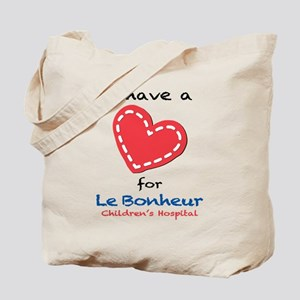I have a Heart for Le Bonheur - Tote Bag