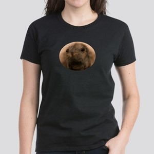 Cute Seal Women's Dark T-Shirt