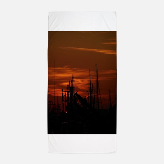 Regatta Beach Towel