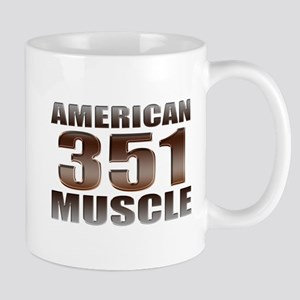 American Ford Muscle 350 Clev Mug