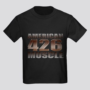 American Muscle 426 Hemi Kids Dark T-Shirt
